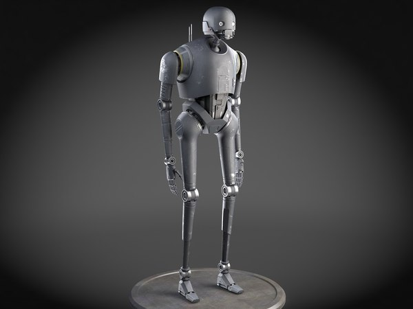 k2so starwars star 3D model