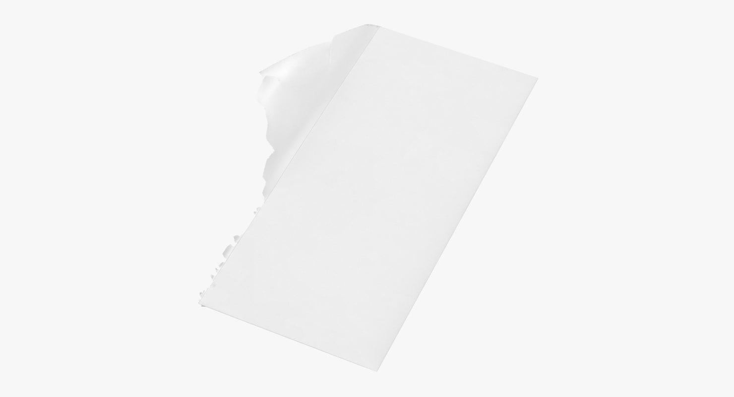 open mail envelope 02 model