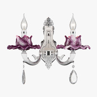 sconce 714624 anemone osgona model