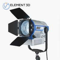 3D model arri l7c