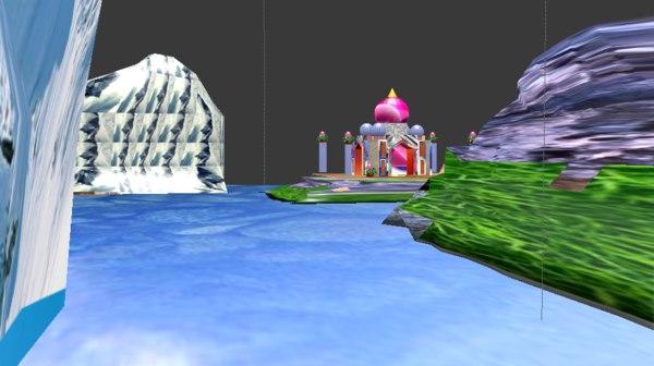 dreams heaven palace 3D