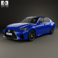lexus gs f model