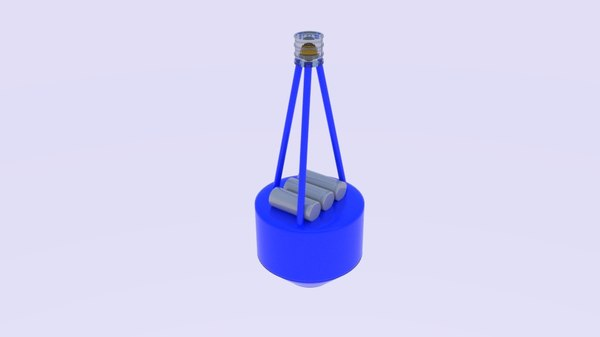 buoy weight 3D model