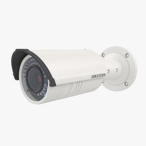 3D camera hikvision