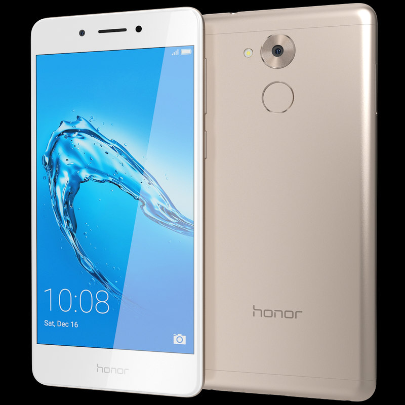 3D honor 6c gold
