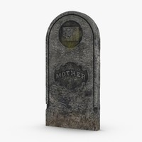 3D headstones-02---mother