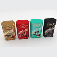 Lindt Lindor Cornet Boxes Collection 200g