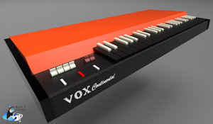 ready vox continental model