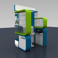 3D module movistar model