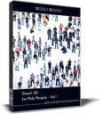 Dosch 3D - Lo-Poly People Vol 1