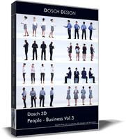 Dosch 3D - People - Business Vol3