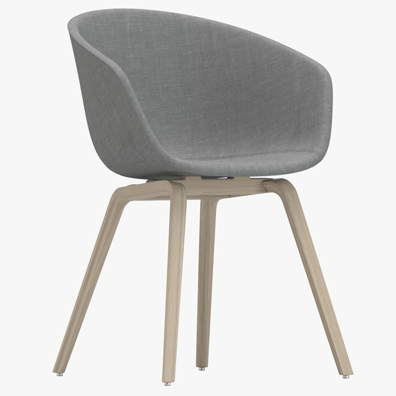3D model aac43 hay chair