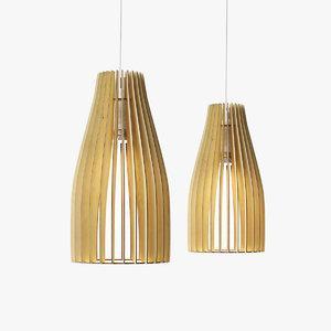 3D ena lamp iumi model