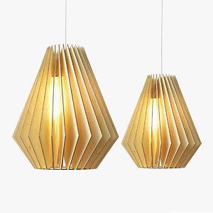 hektor lamp iumi 3D model