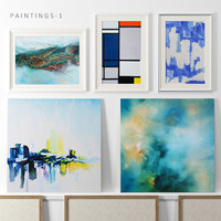 3D painting frames 3