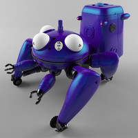 tachikoma ghost stand model