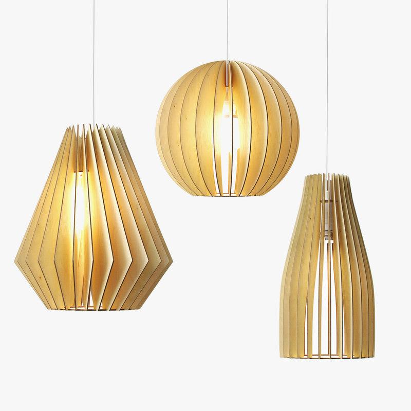 lamp set iumi 3D