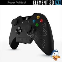 3D model razer wildcat element