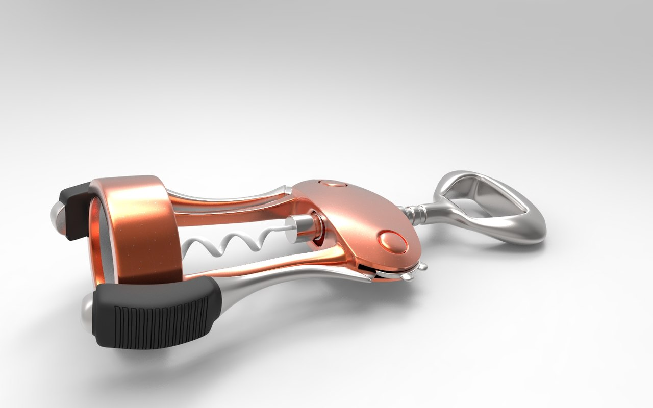 corkscrew model