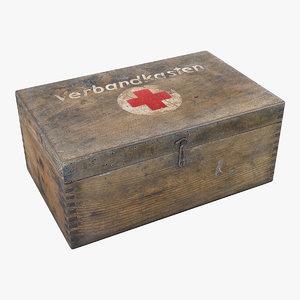 medical kit 3D