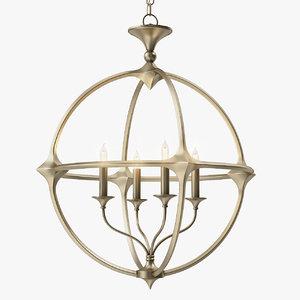currey company bellario orb 3D