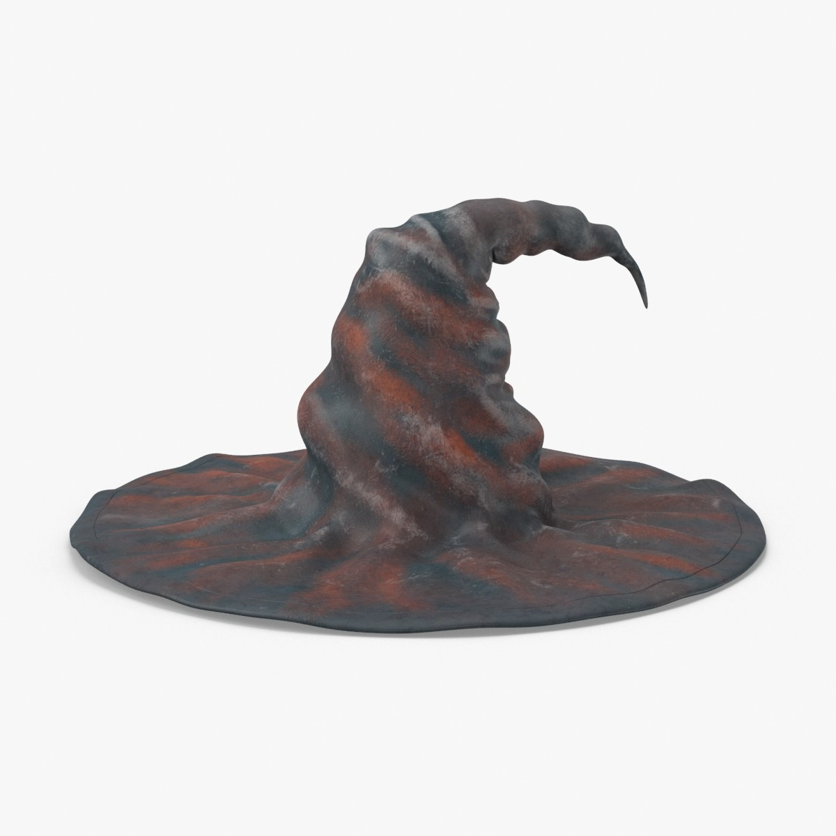witch-hat-01 3D model