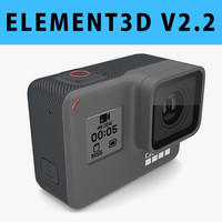 E3D - GoPro Hero 5 Black