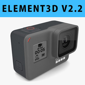 3D model - e3d 3 5