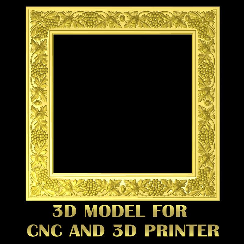 3D stl cnc