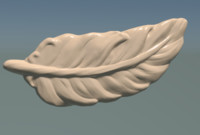 feather model