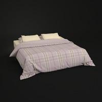 Megaro Bed