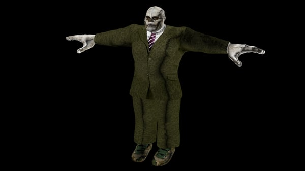 monster suit 3D model