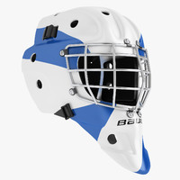 Ice Hockey Helmet 05