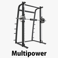 - sp multipower 3D model