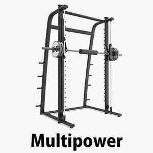 - sp multipower 3D model