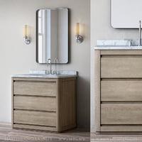 martens single vanity model