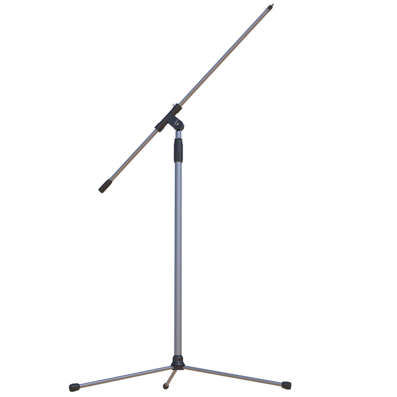 3D model mic stand