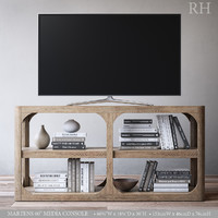 martens 60in media console 3D