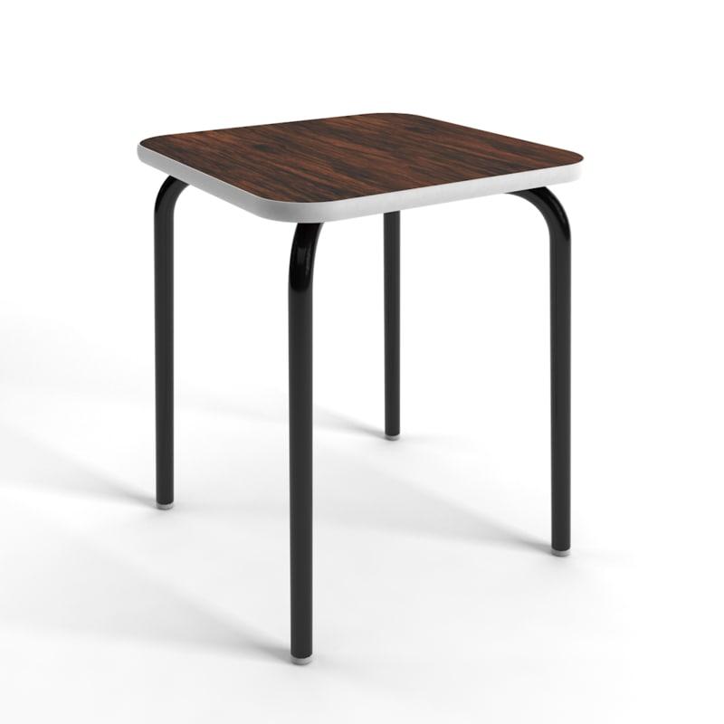 3D model soviet era stool