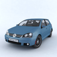 car volkswagen golf mk5 model
