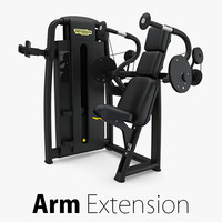 - sp arm extension model