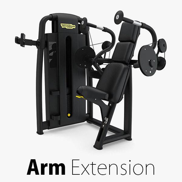 - sp arm extension model