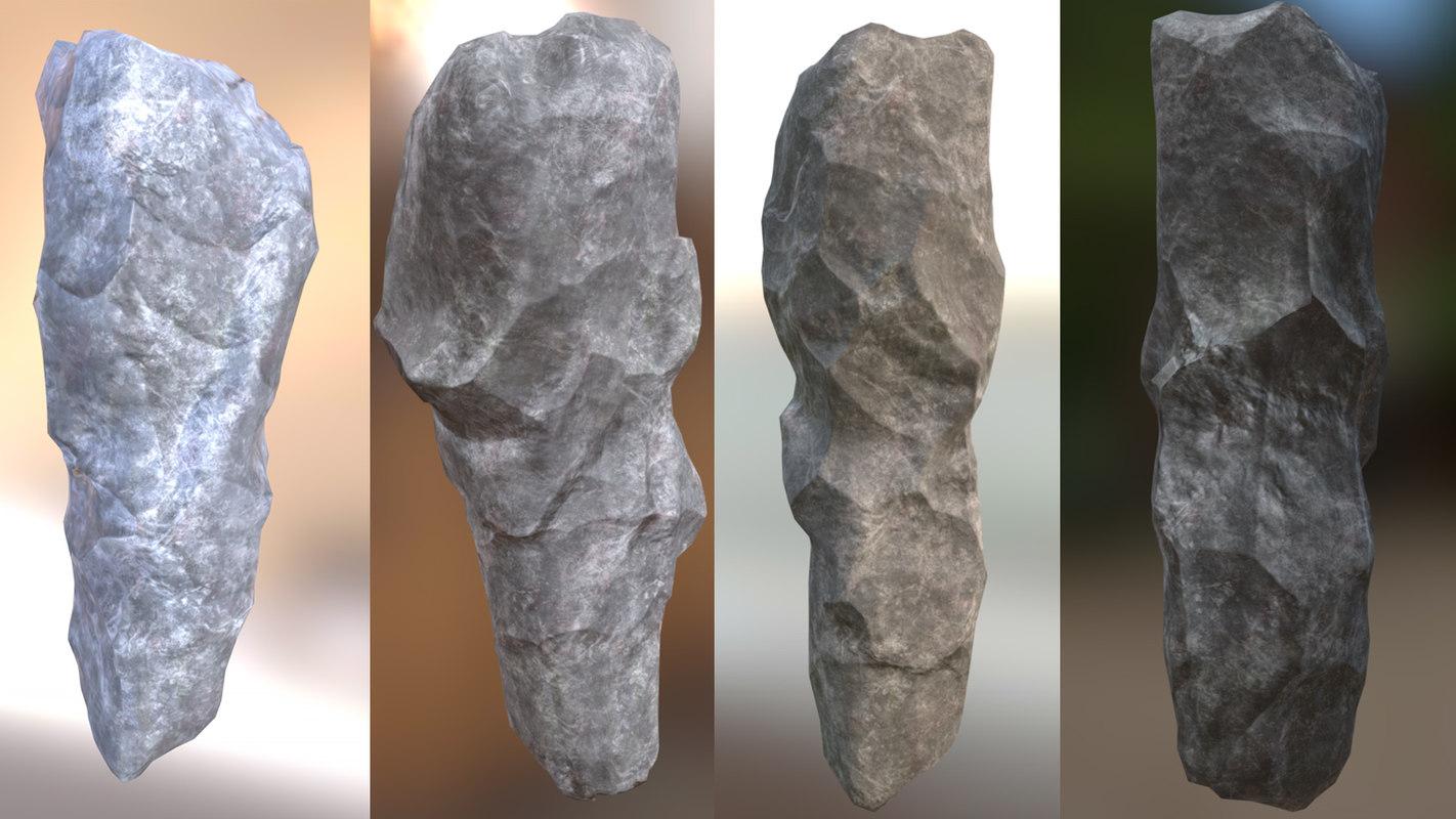 ready rocks 3D