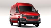 Hyundai H350 Van SWB 2017