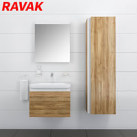 3D model bathroom furniture ravak 10