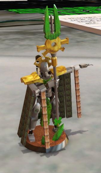 3D nemesor zandrake