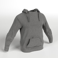 Hooded Sweater Sweatshirt