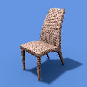 gizelle chair model