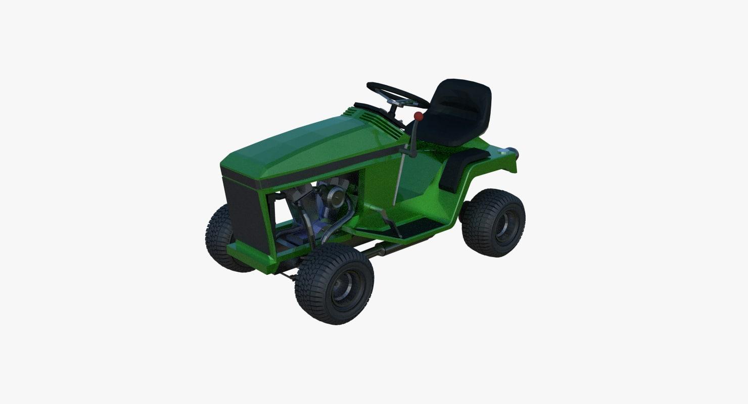 3D lawn moar