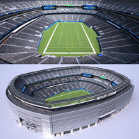 Football Stadium ML